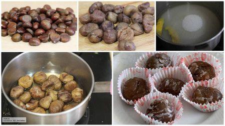 Cómo hacer marrón glacé, receta de cocina elaborada y deliciosa