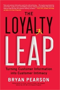 LoyaltyOne President Bryan Pearson draws on more than 20 years of first-hand experience in building emotional loyalty in an information age, with insightful stories from the trenches of the data-gathering and marketing communications fields.