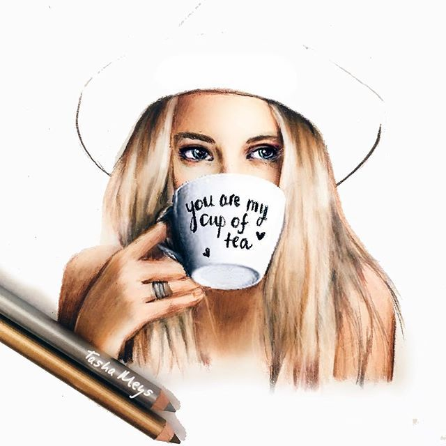You are my cup of tea ☕️