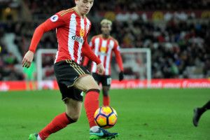 Ex-Manchester United defender Donald Love dreams of winning with Sunderland at Old Trafford