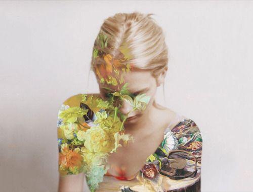 MATT WISNIEWSKI: Photo Collage, Double Exposure, Inspiration, Illustration, Art, Mattwisniewski, Photography, Flower