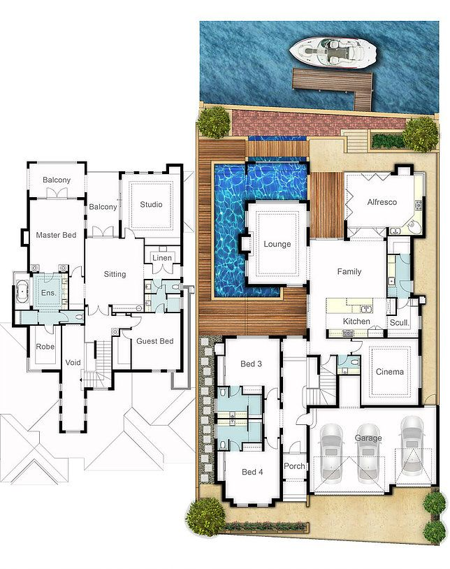 Two Storey House Floor Plans The Dudley By Boyd Design Perth Two Storey House Plans Bungalow Floor Plans Mansion Floor Plan