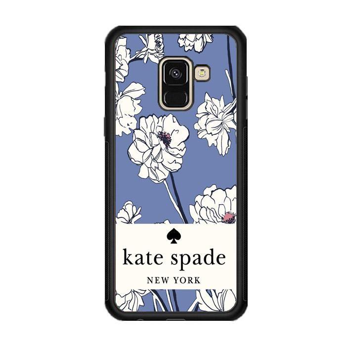 sports shoes 9b798 d2d3c Kate Spade New York Flower Samsung Galaxy A8 2018 Case   Republicase ...