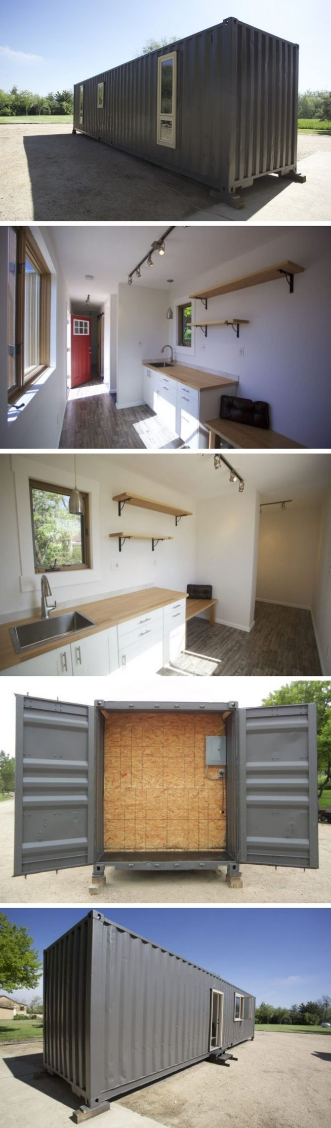 My dream house Shipping ContainersShipping Container HomesShipping