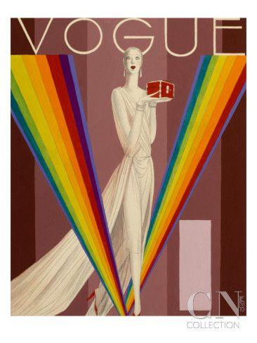 Vogue - September 1926 Regular Giclee Print