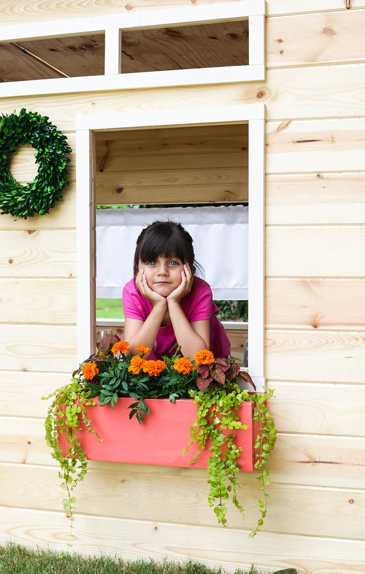 how to build an indoor playhouse