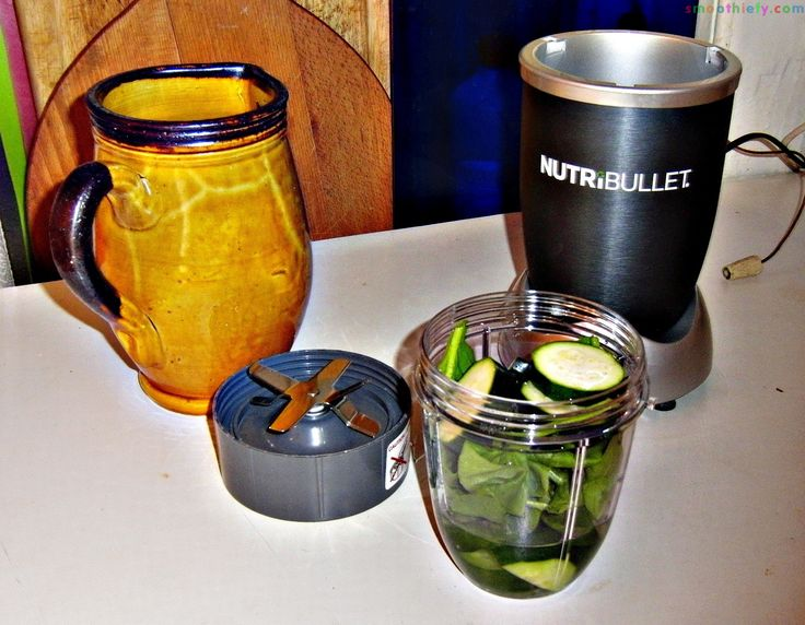 Tips for the popular Nutribullet from smoothiefy.com The Nutribullet is an inexpensive personal blender which seems to beexcellently suited for