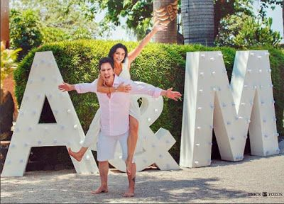 Armario de Noticias: Looks que usó Aislinn Derbez en su boda con Mauric...