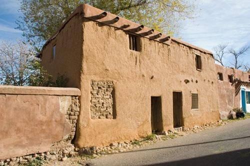 Oldest house in the United States, Santa Fe, New Mexico