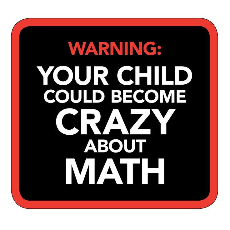 Kids learn to love #math!!