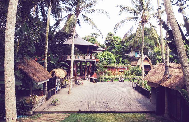 Yoga Barn in Bali = heaven www.loveandrich.com