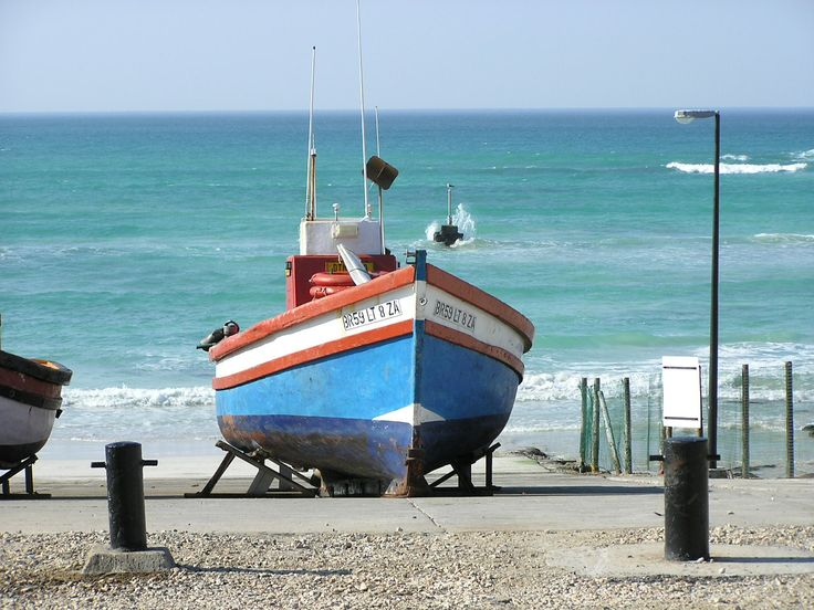 Arniston Western Cape Fisherman  The Fishing Boats. South Africa