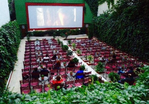open cinema