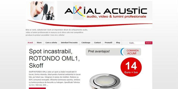 Axial Acustic
