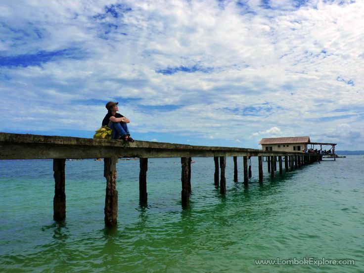 Teluk Ekas (Ekas bay). A wonderfull bay in East Lombok, Indonesia. For more information, please visit www.LombokExplore.com.