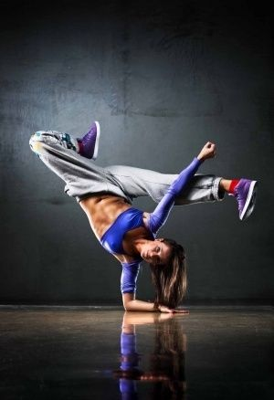 Stay Calm And Dance / Take a hip hop dance class!