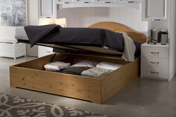 E' dinamica, accattivante e versatile la composizione con armadio a ponte in legno massiccio e letto con contenitore in pino massello.  Vieni a trovarci sul nostro sito: www.demarmobili.it  #bedroom #furniture #smallspace #spacesaving