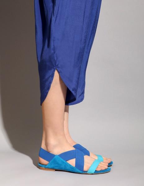 Two tone sandals : Pixie Market