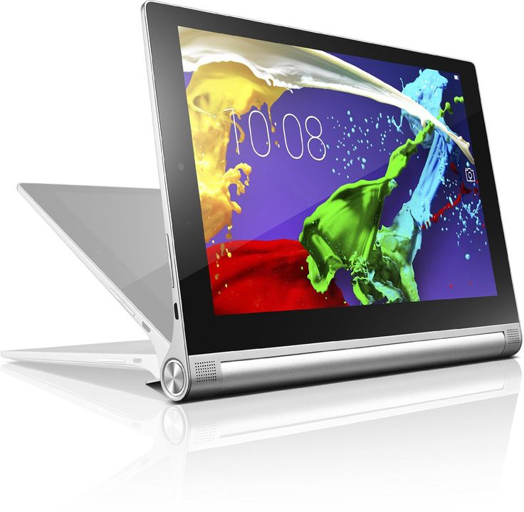 Test: günstige Android-Tablet – Testsieger Lenovo Yoga Tablet 2-10