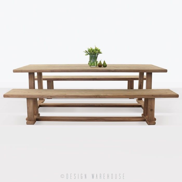 23 best Reclaimed Teak Furniture images on Pinterest Outdoor