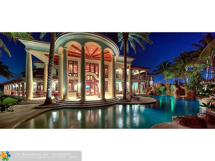 Best Fort Lauderdale Homes For Sale Images On Pinterest Fort - Before and after from a mediterranean house fort lauderdale