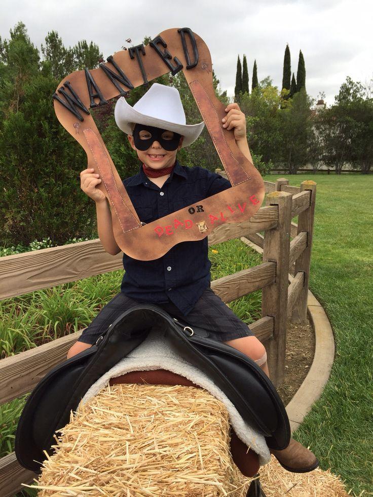 7 ideeën voor een origineel cowboyfeest voor kinderen
