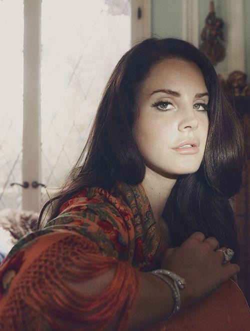 Lana Del Rey for The New York TimesPhotograph by Kurt Iswarienko