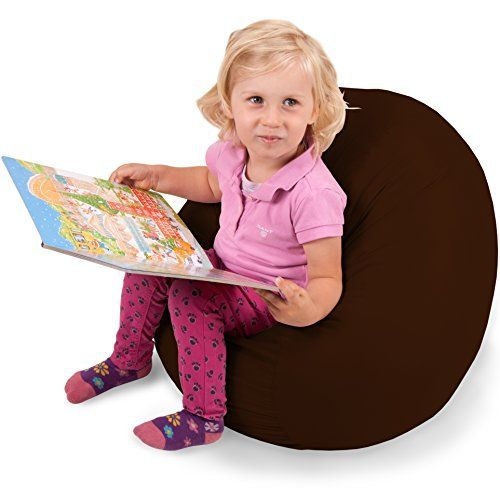 TRADITION & QUALITY: Panda Sleep bean bag covers are double-stitched with heavy duty yarn developed for military clothing, ensuring that you can enjoy your bean bag for years to come. Our triple-layer HypercomfyTM covers are tough, stain resistant and easily machine-washed in automatic... more details available at https://furniture.bestselleroutlets.com/children-furniture/chairs-seats/bean-bags-chairs-seats/product-review-for-junior-king-sized-bean-bag-chair-in-espresso-m