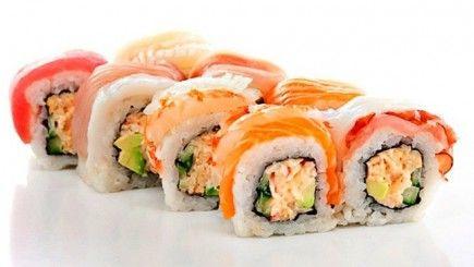 Пальчики оближешь! Скидка 60% на все сеты и 40% на все остальное меню, кроме напитков, от японского ресторана доставки «Минус 60»!