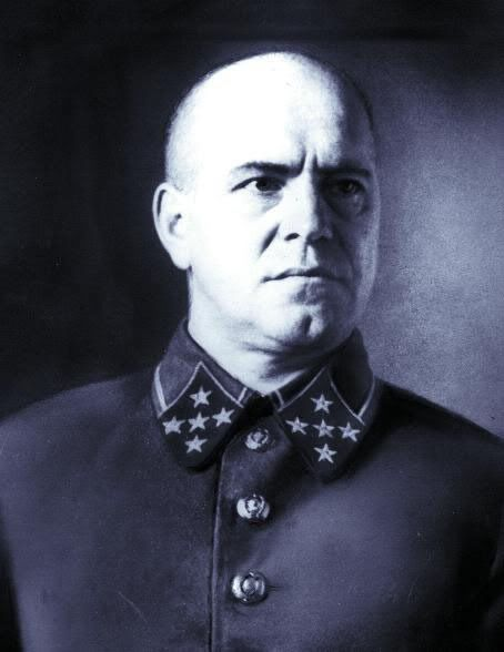 Marshal of the Soviet Union Georgy Zhukov - Soviet WWII commander who led much of the Soviet Red Army in pushing back the invading German, Italian, Romanian, and Hungarian Fascist armies from the Battle of Moscow in 1941, to the Battle of Kursk in 1943, to Operation Bargration in 1944, and finally to the Battle of Berlin 1945, liberating the Eastern Europe from Nazi occupation.