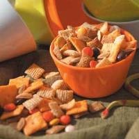 Pumpkin Seed Recipes from Taste of Home, including Sweet 'n' Savory Snack