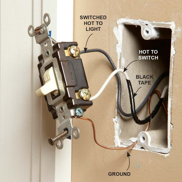 Smart Switches May Need A Neutral Wire