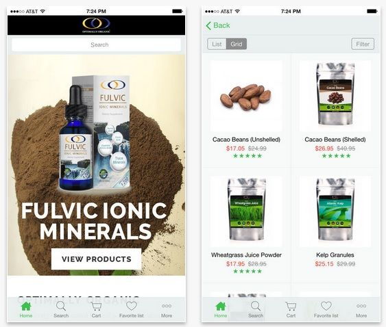 Good News! #optimallyorganic now has an #app for all your #organics and #organicsupplement needs. Just go to this link ( ow.ly/L5Ti30gVvfO), download to your device, and shop with confidence. We accept Apple Pay as well!