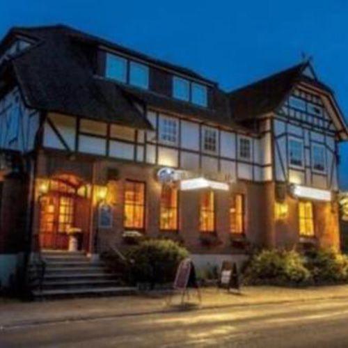 Ertragreiches Hotel-Restaurant /Lüneburger Heide /Saal, Kegelbahn