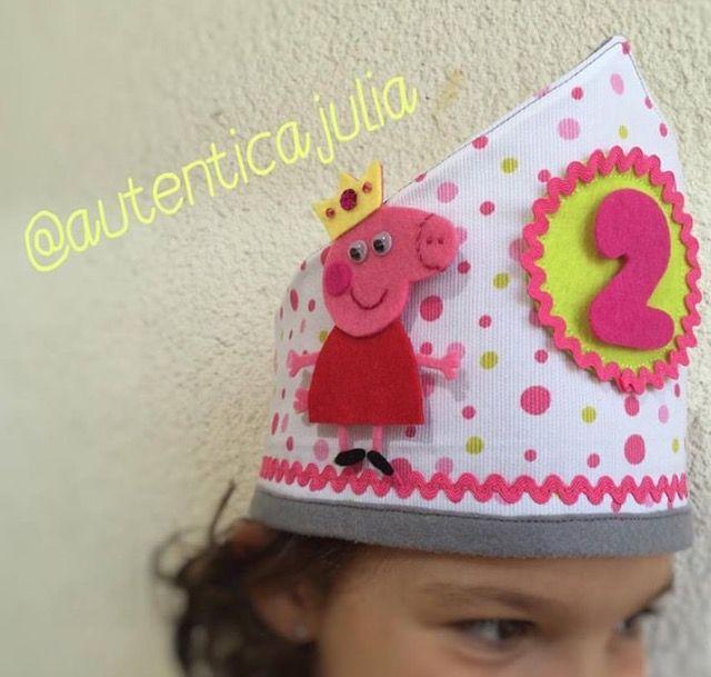 Esta semana fue el cumpleaños de Inés y esta fue su corona de cumpleaños personalizada con su personaje favorito... 💗15€