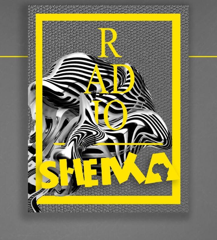 Radio Shema website header