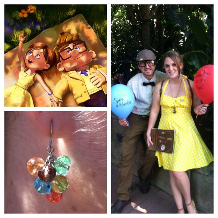 17 Best images about Disneybound UP on Pinterest | Disney ...Young Carl And Ellie Disneybound