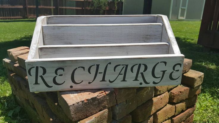 Rustic Family Size Docking/Charging Station by TheAntiqueCUP on Etsy https://www.etsy.com/listing/386994070/rustic-family-size-dockingcharging