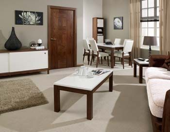 Walnut Living Room Furniture