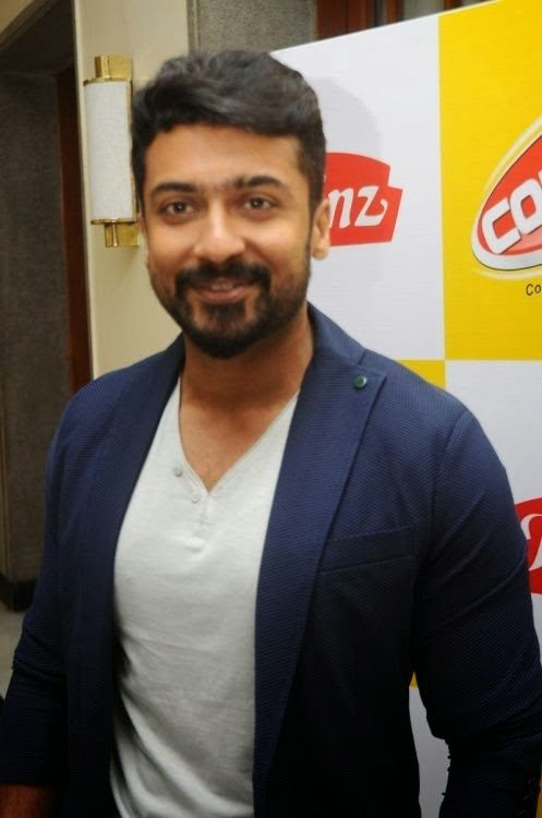 Actor Surya as brand ambassador of complan stills ~ TamilNanba Gallery