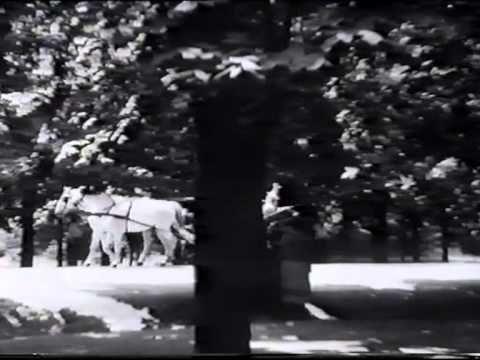 """Joseph Schmidt, """"Heut' ist der schönste Tag in meinem Leben"""""""" 1936 footage."""