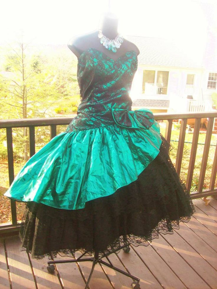 Awesome 80s Prom Dress For Sale Vignette - Wedding Dresses and Gowns ...