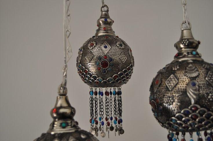 3 in 1 Moroccan Ceiling Light Fixture Pendant Lamp Chandelier | eBay