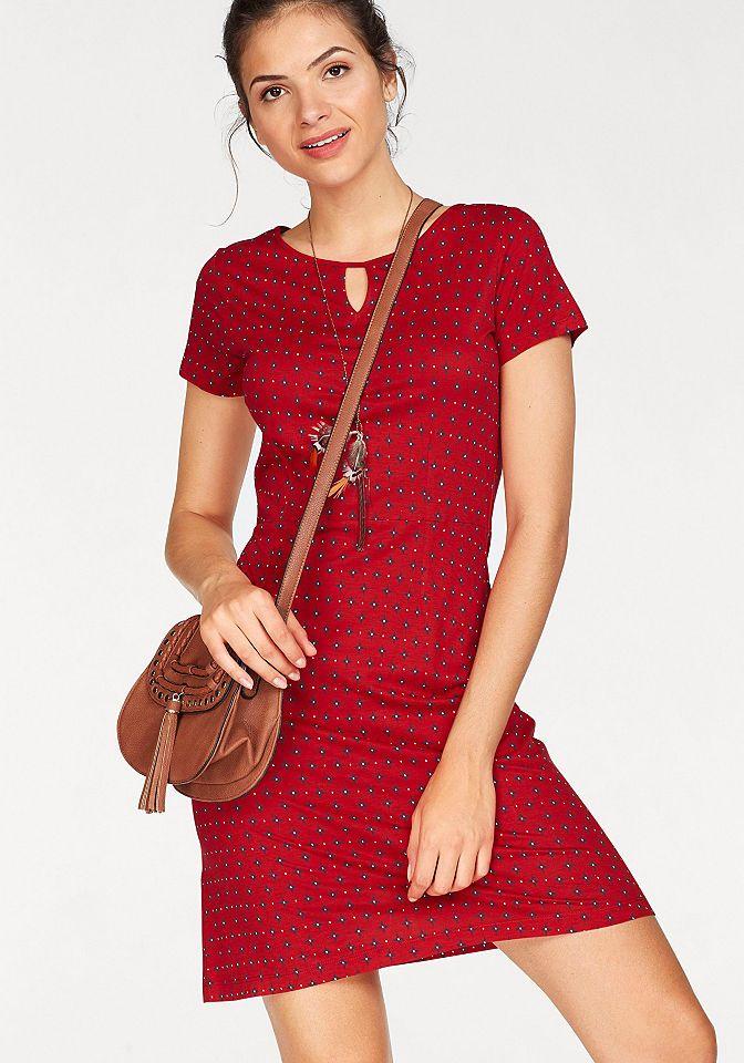 Tom Tailor Jerseykleid Jetzt bestellen unter: https://mode.ladendirekt.de/damen/bekleidung/kleider/jerseykleider/?uid=5e9e4568-3791-5923-b13d-1aba34360699&utm_source=pinterest&utm_medium=pin&utm_campaign=boards #kleider #jerseykleider #bekleidung Bild Quelle: baur.de