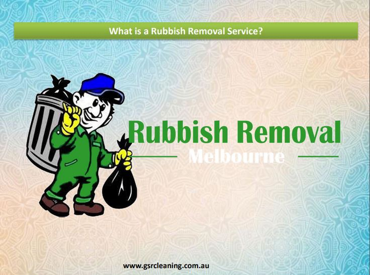 When you are looking for a rubbish removal service, be sure to find the right provider to take care everything for you.
