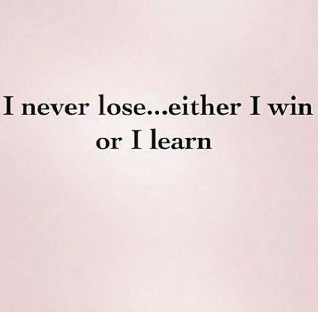 Been learning alot the past year and a half!! Hard lesson learned...