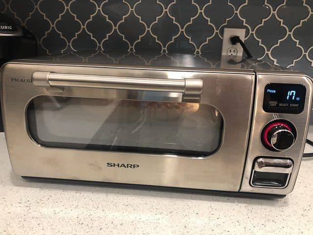 Sharp Superheated Steam Oven Review Ssc0586ds Giveaway Food