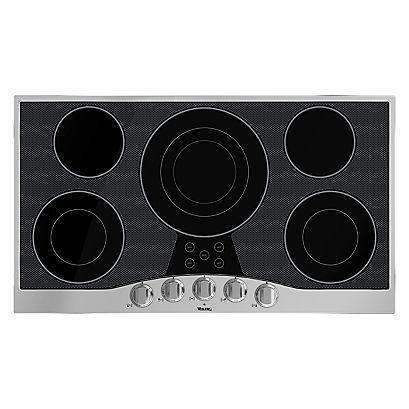 36 Electric Cooktop RVEC Viking Range LLC Kitchen