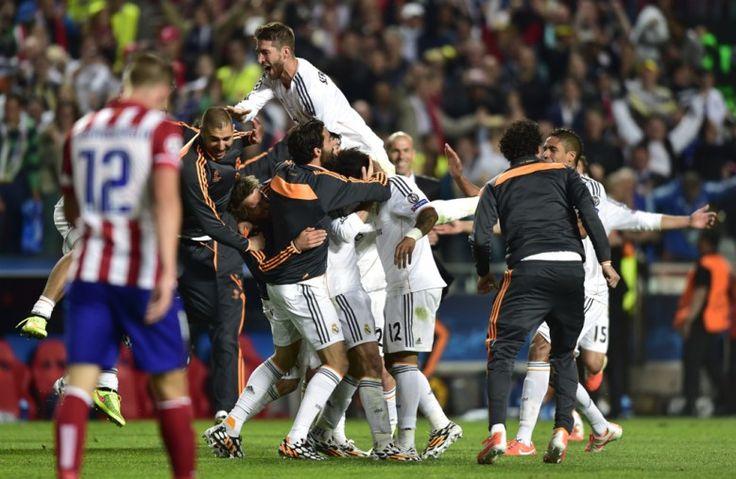 Data & Fakta Jelang Final Derby Madridleno