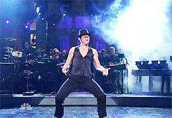 every gif of JGL doing Magic Mike you could ever need. and you do need them. you do.